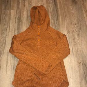 Columbia winter pullover sweatshirt